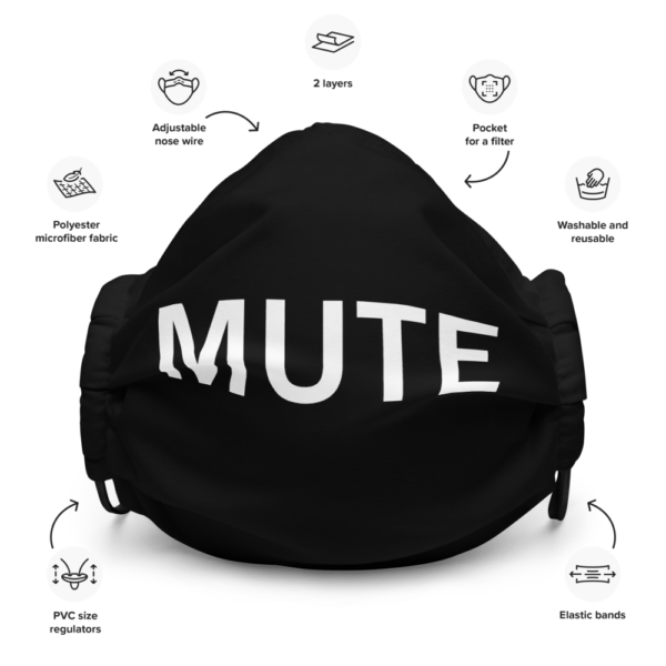 Mute Face Mask